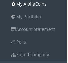 My Alphacoins
